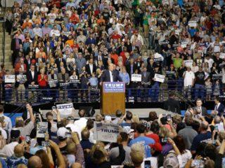 Donald_Trump_Rally North Carolina