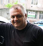 Ararat Agaya, the driver