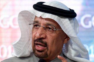 Minister of Energy of Saudi Arabia, Khalid A. Al-Falih