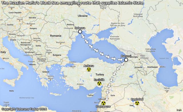 Black Sea smuggling