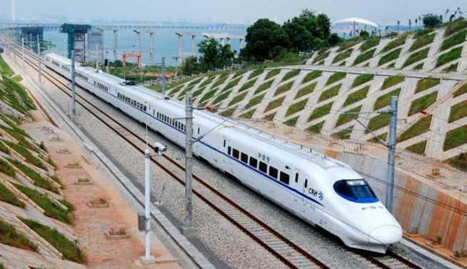 China high speed rail_banner crop