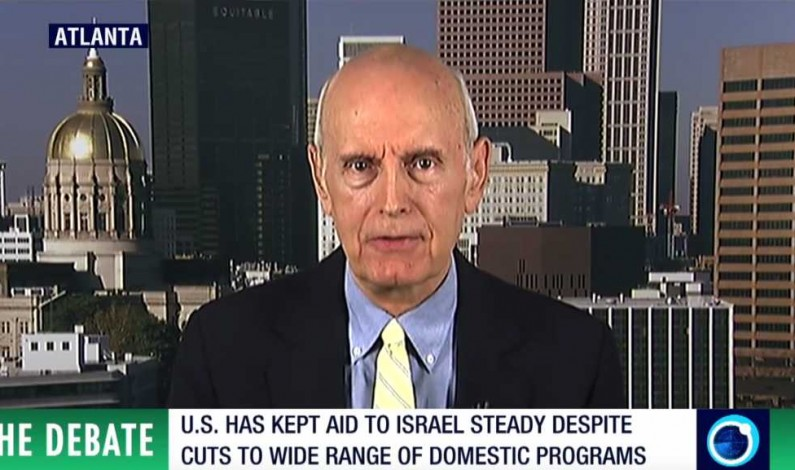 The Debate – Israel Nuclear Threat