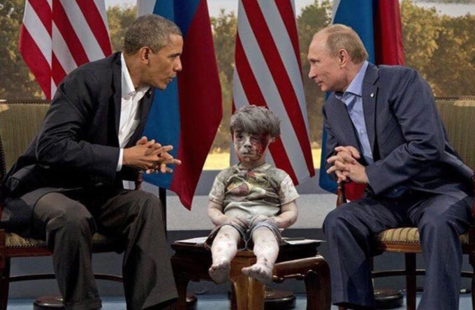 """""""Hey Bro. When will the United States and you in particular start taking some responsibility?"""""""