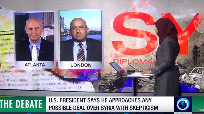 The Debate – Syria Diplomacy