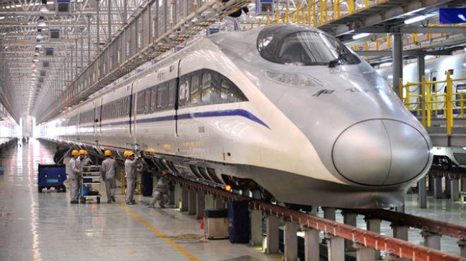 High Speed Rail Main