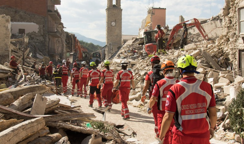 Italy, the Phillipines And Oklahoma get an Earthquake