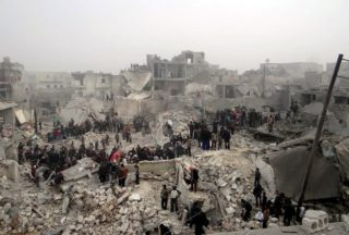 Could this be the ceasefire that finally brings the carnage in Syria to and end?