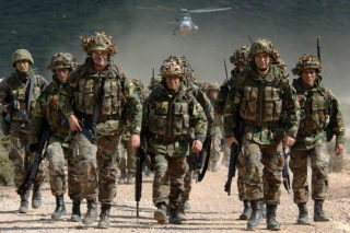 Look out NATO, the EU army wants a piece of the action