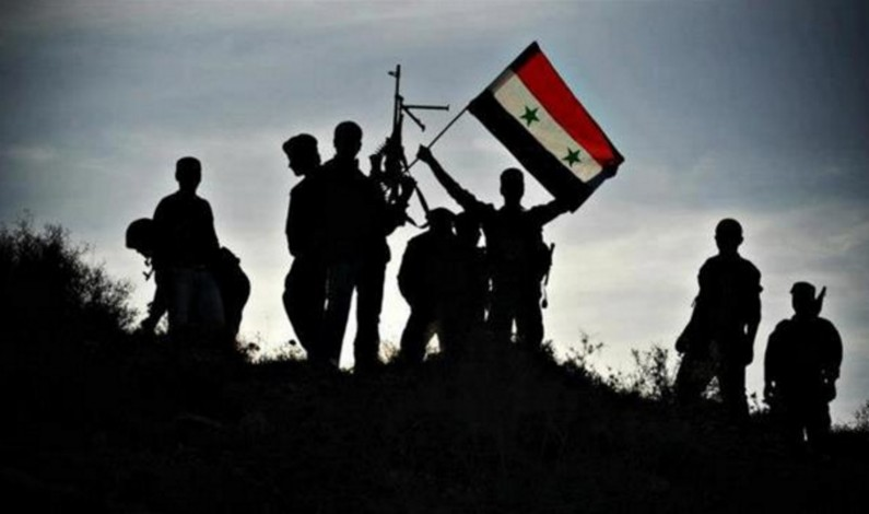Exclusive Press Release by the Syrian Army on the Aleppo Battlefield (September 8, 2016)