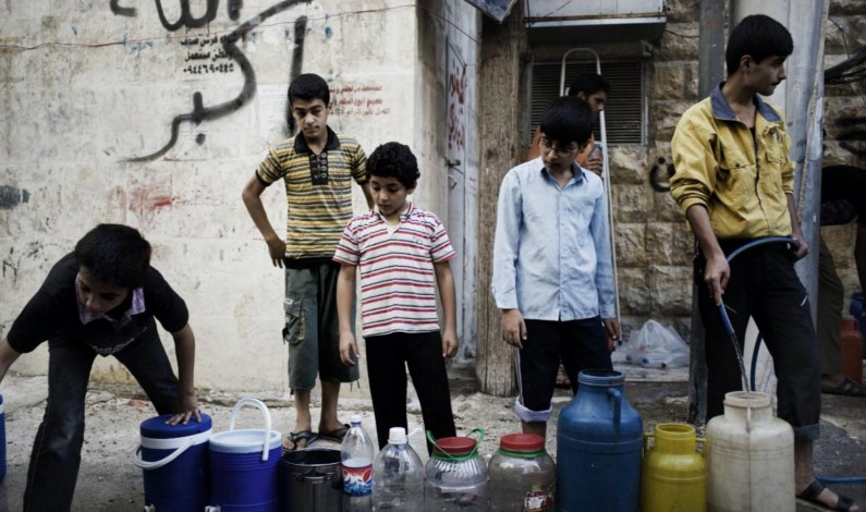 Battle for Aleppo: US-Backed Rebels Shut Off Water for 1.5 Million Civilians