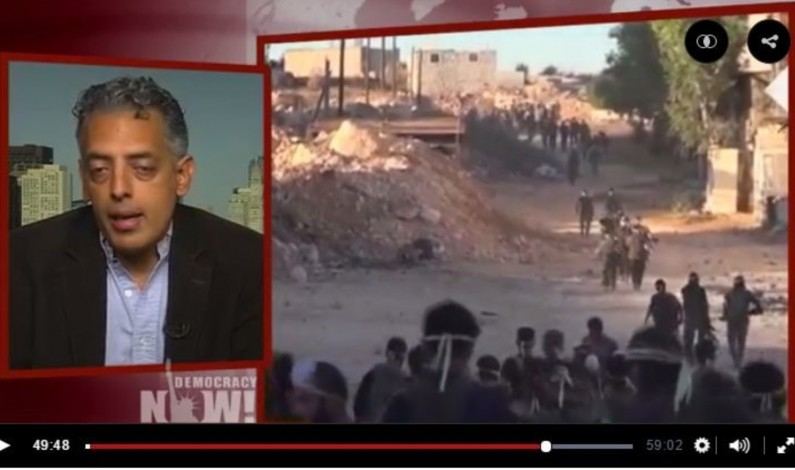 Democracy Now Controlled Opposition towards the Messianic Plan