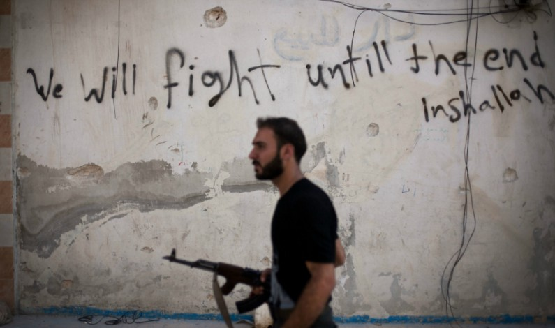 NEO – Is the Syrian Ceasefire a Dead Man Walking?