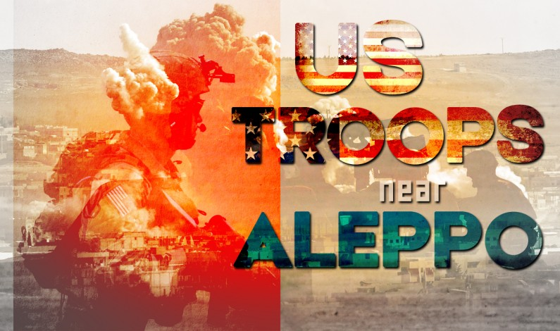 Syrian War Report – September 29, 2016: US Deploys Troops near Aleppo City