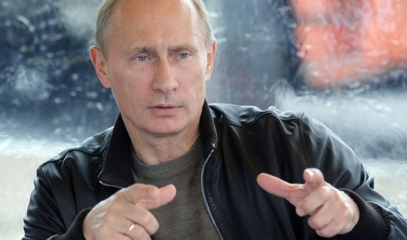 In Defense of Vladimir Putin