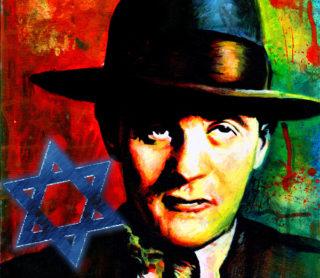 zionist criminal art