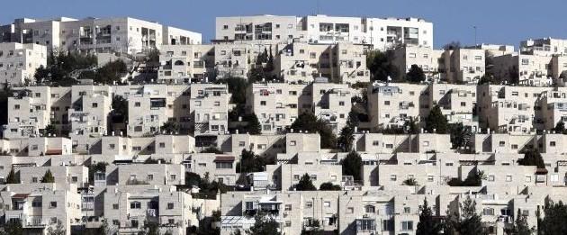 Israeli blockhouses, errr...I mean settlements