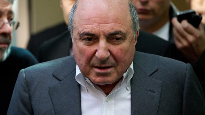 Boris Abramovich Berezovsky