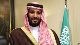 Defence Minister, Mohammad bin Salman Al Saud