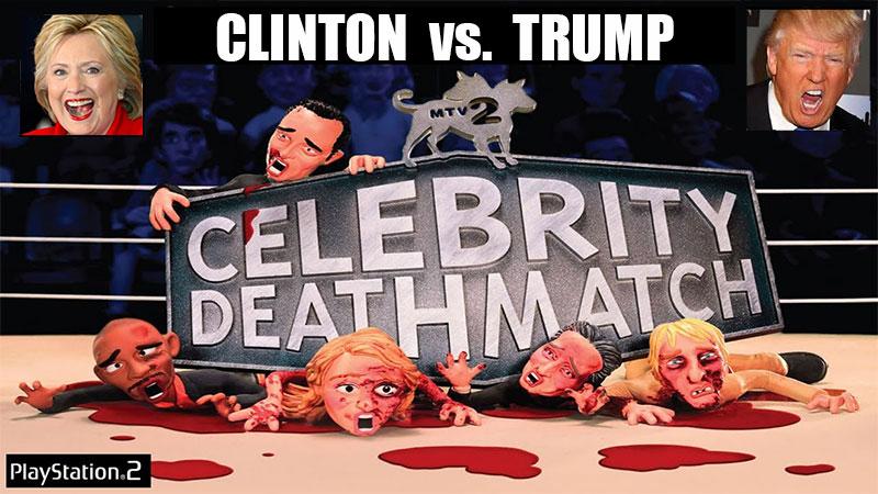celebrity-deathmatch-trump-clinton