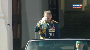 Russian Defense Minister Shoigu
