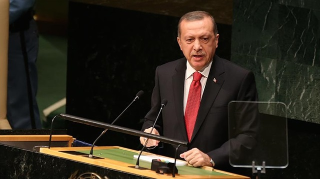 Heart of Darkness: Erdogan in Conclave with Zionist Lobby in NY