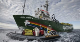 Greenpeace - Going where few would want to go