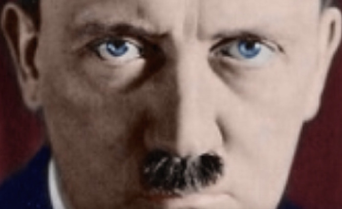 Hitler's Blue Eyes and the End of Truth