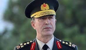 Chief of General Staff of Turkish Armed Forces Hulusi Akar