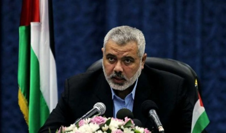 Could Hamas' Haniyeh steer a course to freedom?