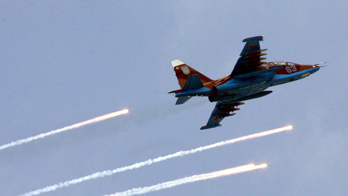 Duff on RT: Could SU-25 fighter jet down a Boeing? Former pilots speak out on MH17 claims