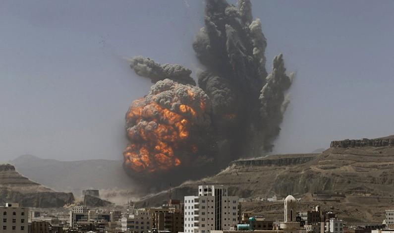 Saudi Missiles Claiming Lives of 105