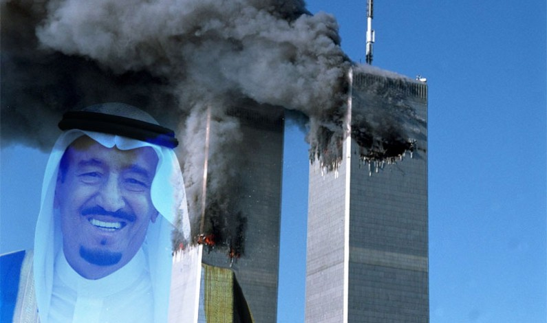 Suing Saudi: Congress Is Right, Stephen Kinzer Is Wrong