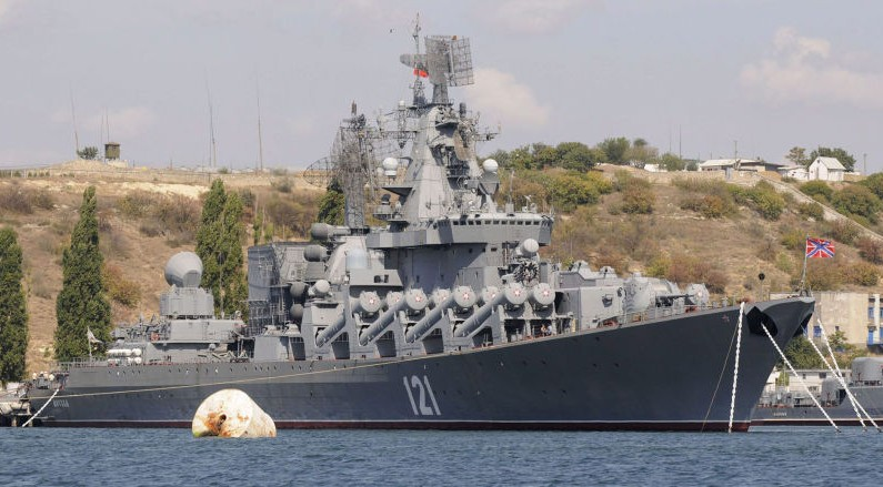 Russian Black Sea Fleet 'Has Everything' to Destroy Enemy Moving to Crimea
