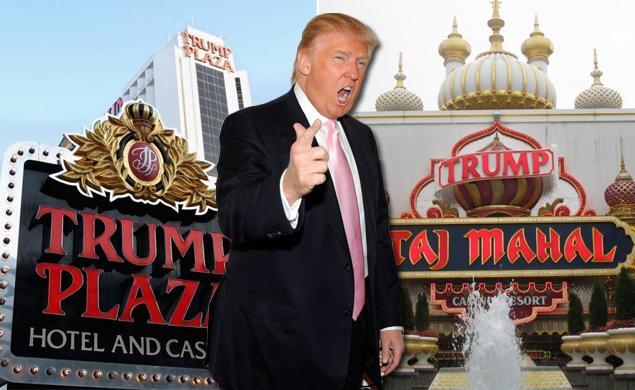 "Trump Selling ""White America"" Trash"
