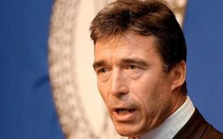 "NATO's Rasmussen ""nuts out"""