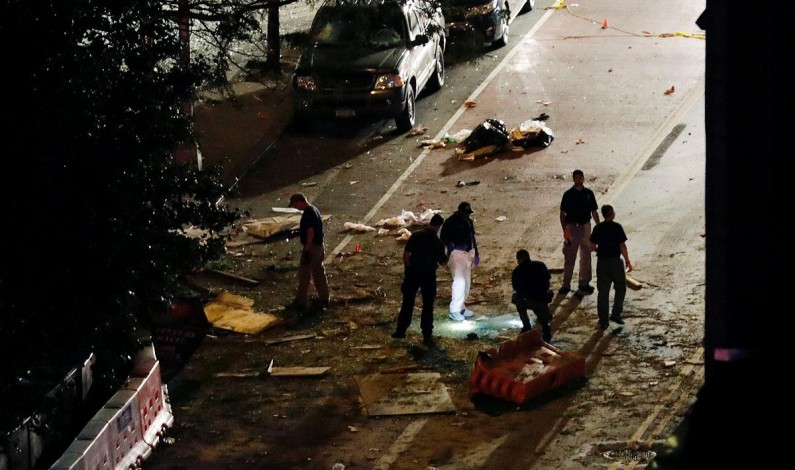 Dumpster Explosion Injures Dozens in New York City – Trump Exploits Event