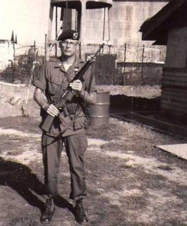 VT's Col. JIm Hanke - Vietnam