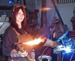 women-welding