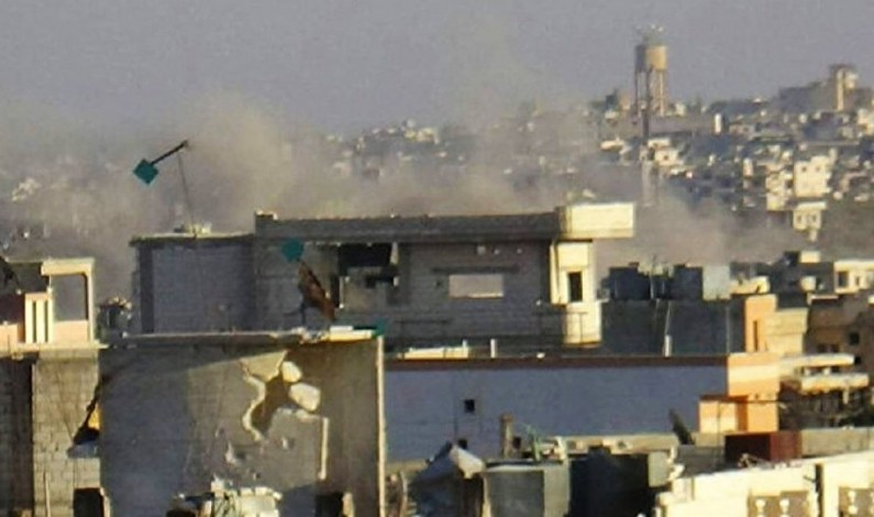 US Backed Terrorists Gas Syrian Civilians Again?