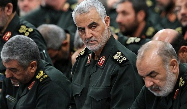 General Soleimani in Mosul Operations Room, Cutting off ISIS Retreat to Syria