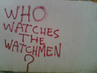 """And who watches those watching the watchmen? It's VT who does. When it is too good to be true it usually isn't."""