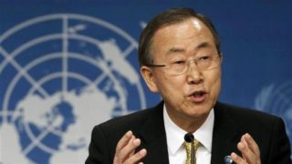 Will Ban ki-Moon go out on a high note, or low one?