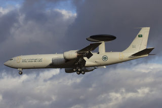 Even if it is a Saudi AWACS, US personell are always there