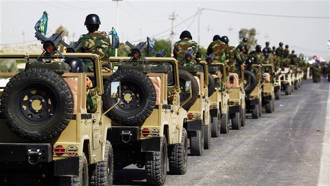 Iraqi Army Prepared to Block Turkish ISIS Shield