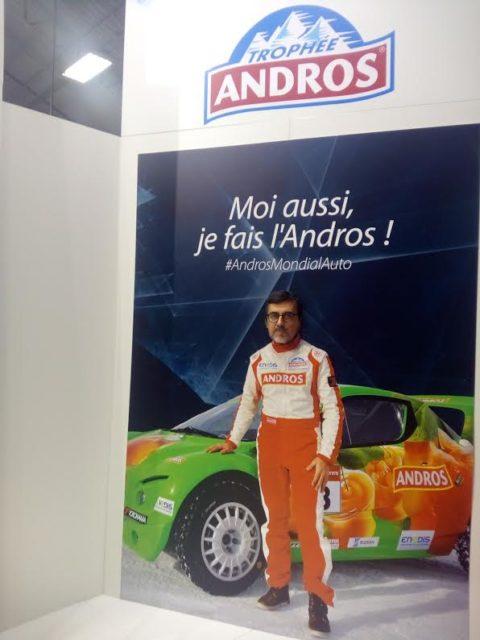 Didier at Andros