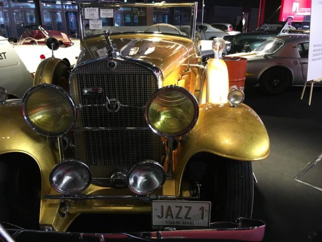 Cadillac 1931 owned by Liberace