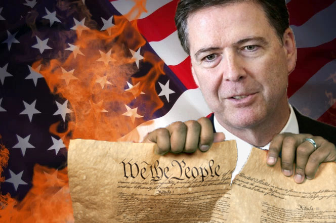 "Breaking/Exclusive: Comey Lied: FBI ""Synced"" Weiner Laptop Under Misused Terror Warrant – Updated"