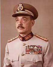 Field Marshal Mohamed Abdel Ghani el-Gamasy