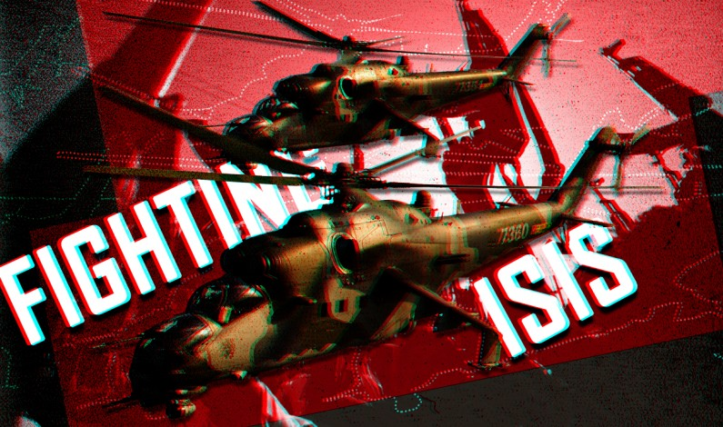 Syrian War Report – October 19, 2016: Russia Sets Up Outpost to Fight ISIS Terrorists Deploying from Iraq