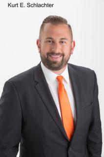 Kurt E. Schlachter - Chair of the Board, University of Lethbridge